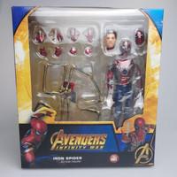 Mafex Iron Spider Spiderman No. 081 Avangers Invinity War Movie NEW