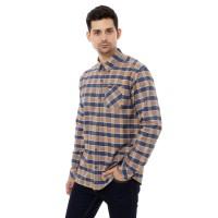 Cottonology Hazard Blue Custard Long Shirt