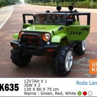 Mainan Mobil Aki Jeep Unikid UK-635