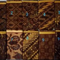 kain batik jarik