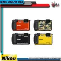 NIKON COOLPIX W300 - Digital Camera Waterproof Nikon W300