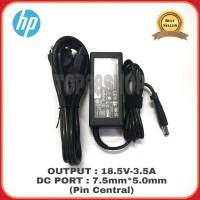 Adaptor Charger Original Laptop HP Elitebook 2710P 2540P 2560P 2570P