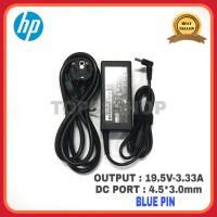 Charger Adaptor Laptop HP 14-D012TU 14-D010UA Pavilion 14-V042TX Ori