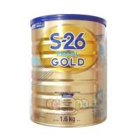 S26 Procal Gold Tahap 3 Vanila Susu Formula [1600 gr]