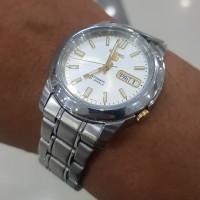 Jam tangan automatic Seiko 5 with box