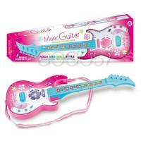 MUSIC GUITAR Mainan Edukasi Anak Alat Musik Gitar Elektrik/Musical Toy