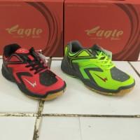 Sepatu Badminton Anak Eagle Artax JR