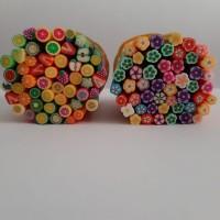 stick Fimo Polymer Clay 3D, Dekorasi Kuku, Nail Art