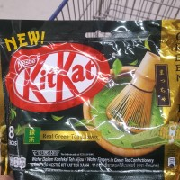 KitKat Green Tea 2F isi 8
