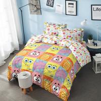 KINTAKUN Set Bedcover - SPONGEBOB