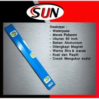 Waterpass Magnet 60 cm | Waterpas Magnet 60 cm