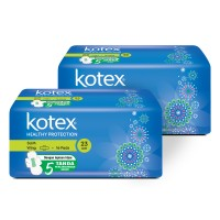 Kotex Healthy Protection Slim Wing 16s 2 Pack