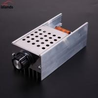 [import] AC 220V 6000W SCR Voltage Regulator Motor Speed Controller