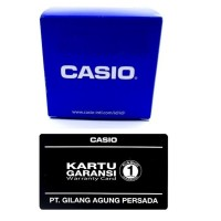 Casio Original MTP-1215A-7B2DF Man Analog Watch Jam Tangan Pria
