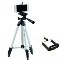 Tripod 1 Meter + Holder U Universal - Stabilizer Camera DSLR Digital