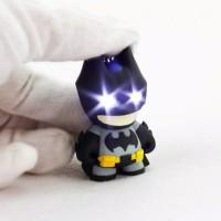 Gantungan Kunci Batman LED/Gantungan Kunci Tas Anak Batman LED