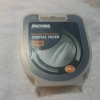 Jacobs digital filter uv mc lens protector 58mm uk not hoya kenko k&f