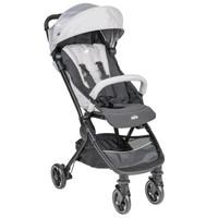 Joie Pact Lite Stroller Kereta Bayi Anak Cabin Size - Grey Flannel