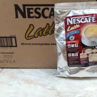 Nescafe Latte 500gr by Nestle Professional TERMURAH !