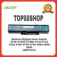 Baterai Laptop Original Acer Aspire 4290 4315 4736 4520 4710 4740 4720