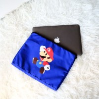Laptop Bag mario bross