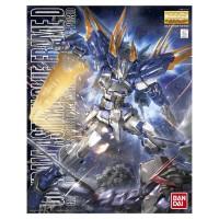 BANDAI - MG Gundam Astray Blue Frame D