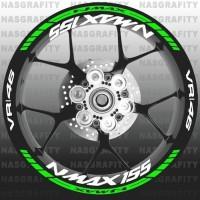 rim sticker velg yamaha nmax 155
