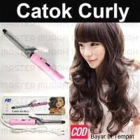 Catok Keriting Rambut Curly FD-7640