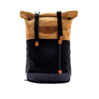 Bromo Series Rolltop Backpack Blazing Yellow
