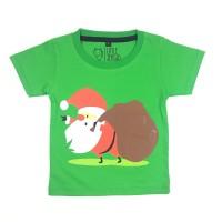 Kaos Natal Anak - Anak 1-5 Tahun| Baju Natal - L036
