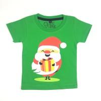Kaos Natal| Kaos SInterklaus Anak - Anak| L034 Christmas Tee