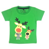 Kaos Natal Anak Anak Unisex| L035 - Christmas Tee