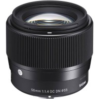 SIGMA 56mm F1.4 DC DN Contemporary Lens For Sony E-Mount