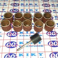 """1/2"""" / 12,7mm mata amplas bentuk drum silinder"""