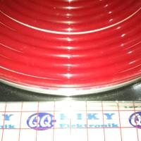 led neon flex 12v merah meteran / neon flexible red