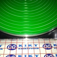 led neon flex 12v hijau meteran / neon flexible green