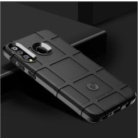 Huawei P30 Lite Rugged Shield Army Military Silicone Premium Case