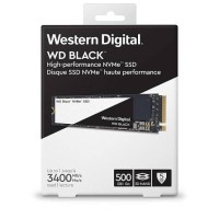 SSD WD Black NVME m.2 500Gb
