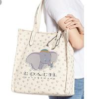 Coach Tote Bag x Disney Dumbo