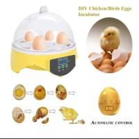 mesin penetas telur ayam burung bebek kapasitas 7 butir