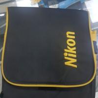 Tas Kamera Nikon segiempat for DSLR