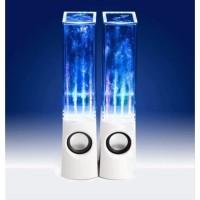 Dijual Speaker air mancur berwarna unik Berkualitas
