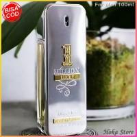 Parfum Pacorabanne One Million Lucky Silver For Men 100ml Original Sin