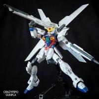 Bandai MG Master grade 1/100 Gundam x