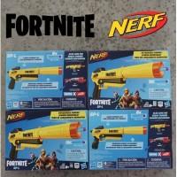 NERF Fortnite SP-L Blaster / SPL with Silencer Compressor