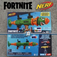 NERF Fortnite RL Blaster / Bazooka Rocket Launcher