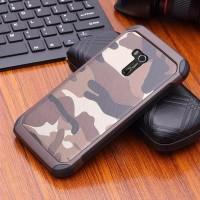 """Case Loreng TNI Asus Zenfone Go 5"""" ZC500TG Tentara Soft+Hardcase Cover"""