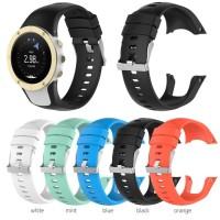 Silicone Sport Strap Watch Band for SUUNTO SPARTAN TRAINER WRIST HR