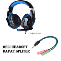KOTION EACH G2000 Over-ear Game Gaming Headphone Headset with Mic Ster