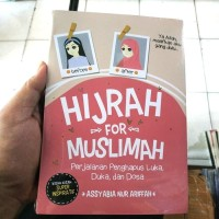 NOVEL HIJRAH FOR MUSLIMAH